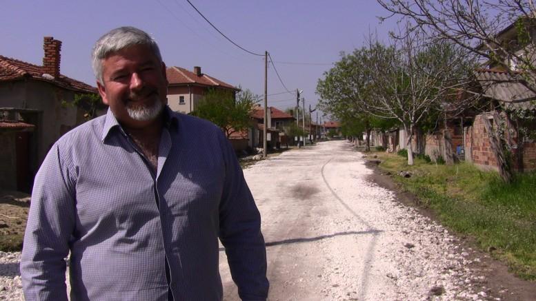 Кмет на село Белозем - Иван Тачев