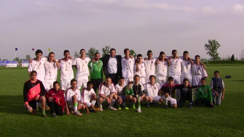 Раковски шампиони