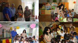 Общинарите изненадаха децата за първи Юни